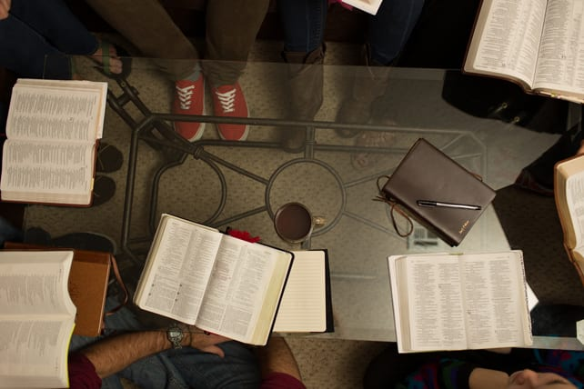 How to Organize Your Bible Study So People Don't Come Back