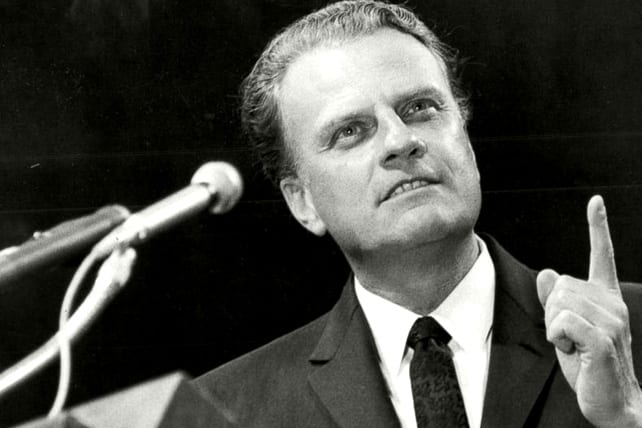 fatherhood What Billy Graham Can Teach Us About Failing as a Father