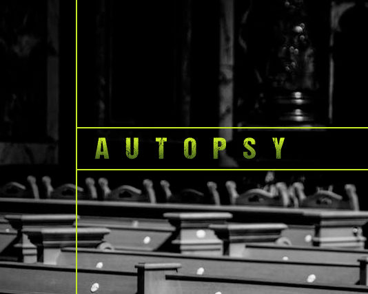 Autopsy of a Deceased Church Outreach Ministry