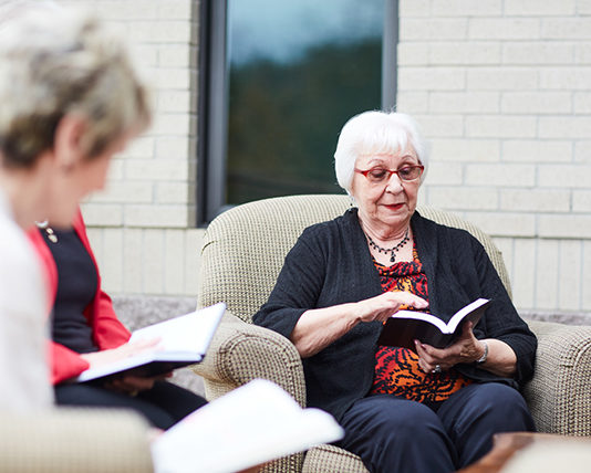 An Open Letter to the Older Women in the Church