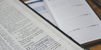 My 4-Step Method for Outlining Sermons