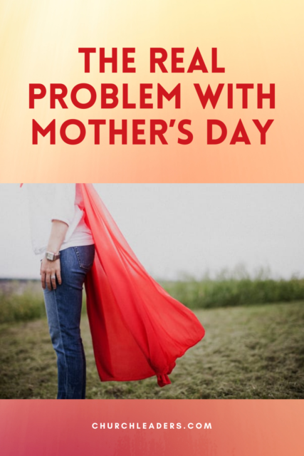 problem with Mother's Day