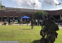 school shooting Santa Fe
