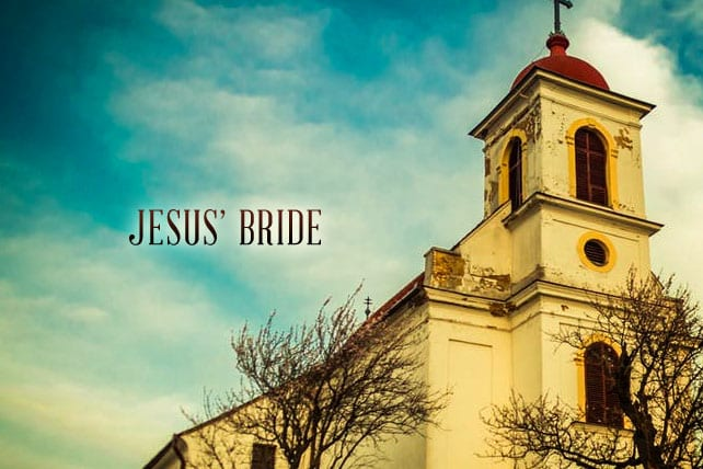 jesus speaking When Speaking About Jesus' Bride: A Warning