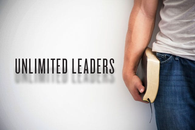 How to Find Unlimited New Small Group Leaders