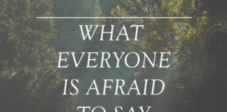 share the gospel What Everyone Is Afraid To Say About Evangelism