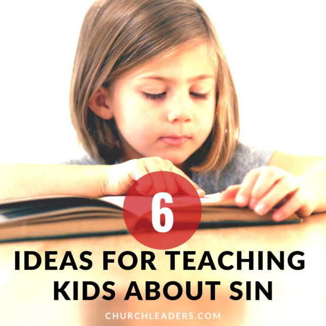 object lessons about sin