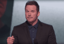 Chris Pratt rules