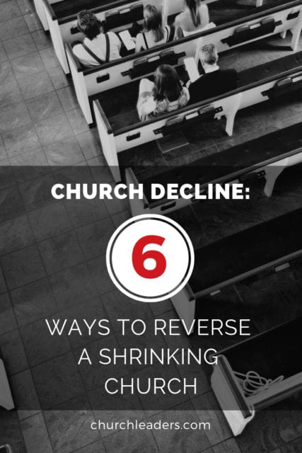 church decline