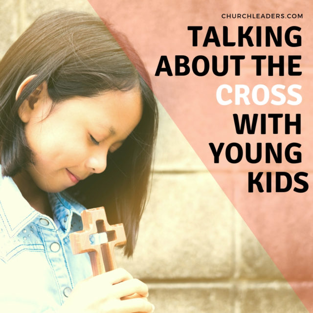 talking about the cross