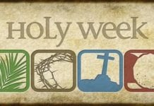 Sermon Central Holy Week sermons