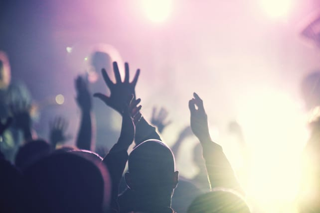 epic christian songs Are We Worshiping Worship Songs?