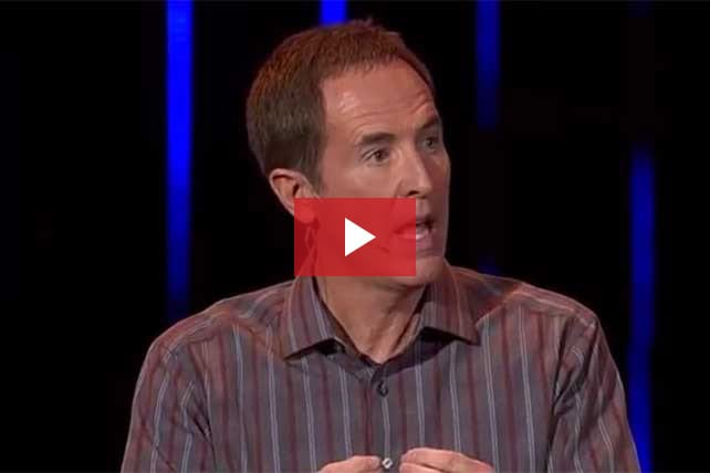 "Andy Stanley: Your ""What"" Is Not As Important As Your ""Why"""