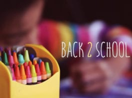 Back-to-School Blessing for Volunteers, Parents, and Kids