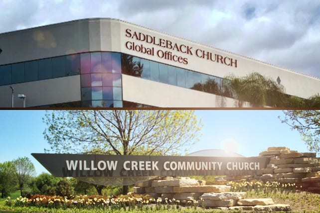Saddleback church A Tale of Two Churches: Willow Creek and Saddleback
