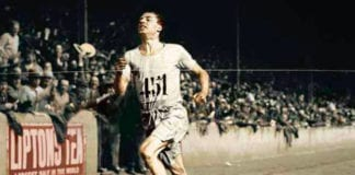 The Little Known Story of Olympian Eric Liddell's Final Years