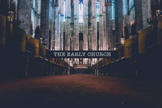 8 Questions the Early Church Might Ask Our Churches