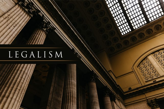 12 Warning Signs You May Be legalism Attending a Legalistic Church