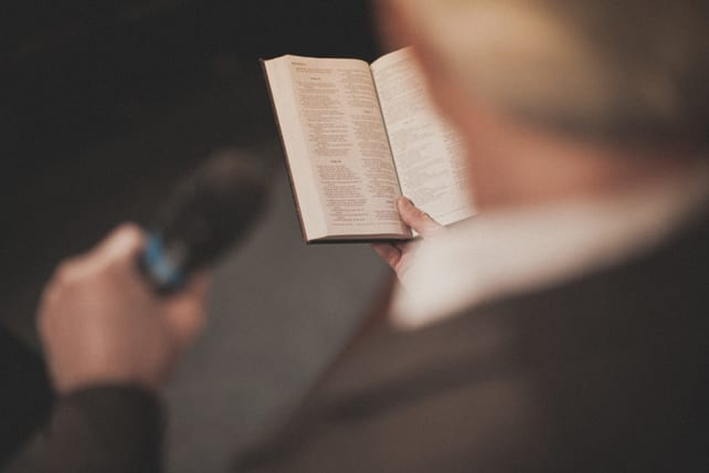expository preaching How to Preach a Text You Don't Fully Understand