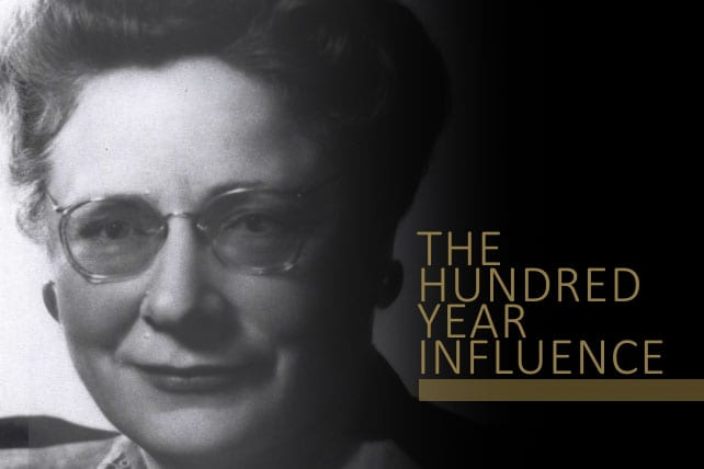 The Hundred Year Influence of Henrietta Mears