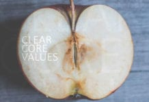 Five Things Clear Core Values Can Really Do For You