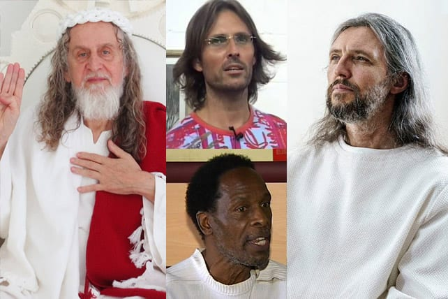 When the disciples asked for signs of the end times, Jesus warned them about false messiahs. The end time could very well be near if we look at the number of people around the globe who are rising up to say that they are indeed the Messiah.