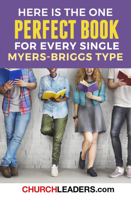 Myers-Briggs books to read