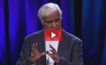 Ravi Zacharias on suicide