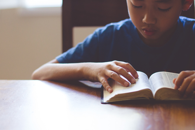 7 Reasons Kids Still Need to Memorize Scripture