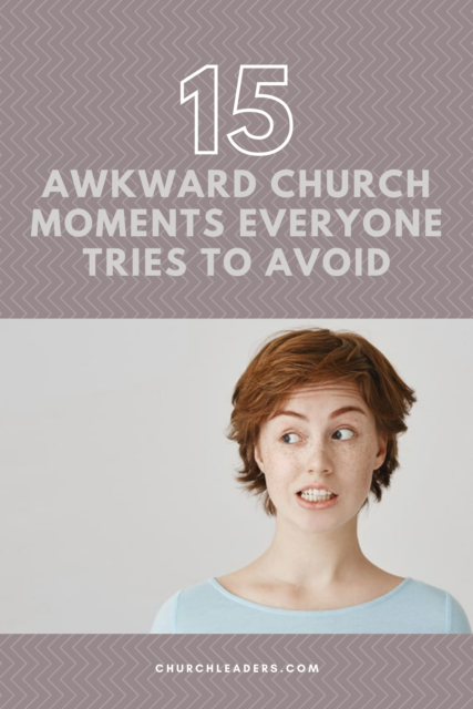funny church moments