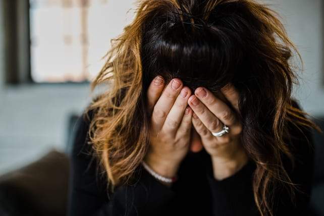 When the Pastor's Wife Suffers in Silent Depression