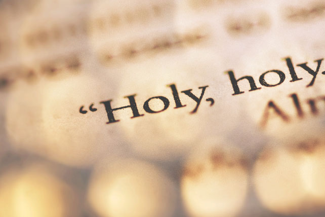 The Doctrine of Holiness