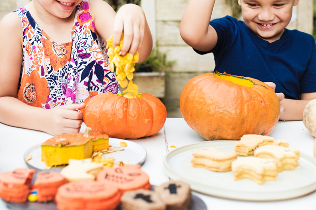 100 Great Ideas for Your Fall Family Festival