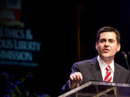 Russell Moore on social justice