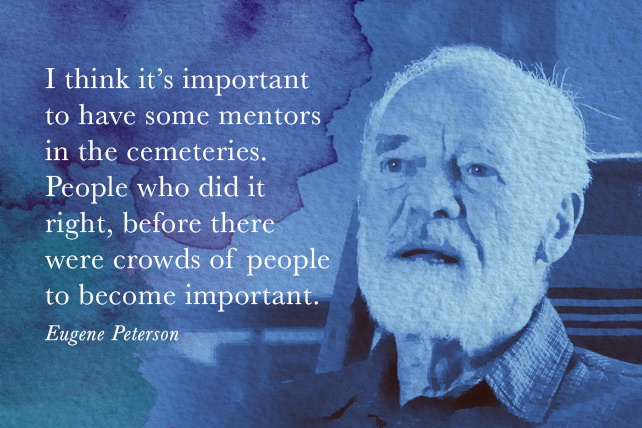 Eugene Peterson quotes