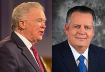 Paige Patterson Richard Land SES