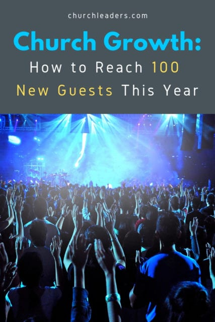 reach 100 new guests