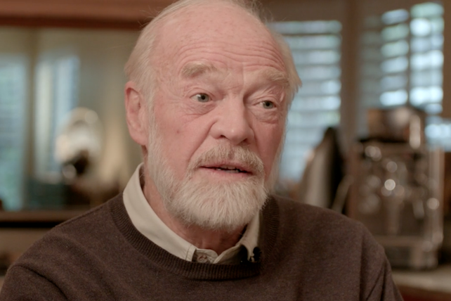Eugene Peterson hospice care