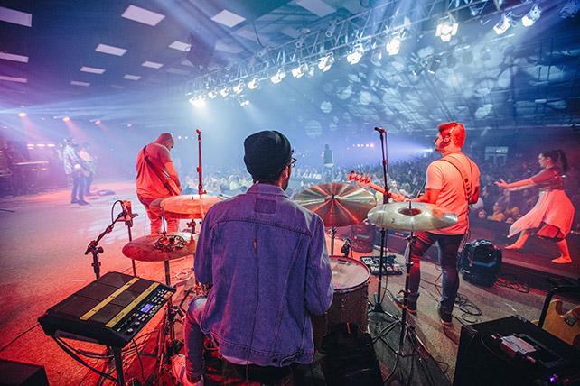 Worship Drummers: How to Serve From Behind the Drum Kit