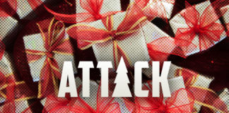 Under Christmas Attack