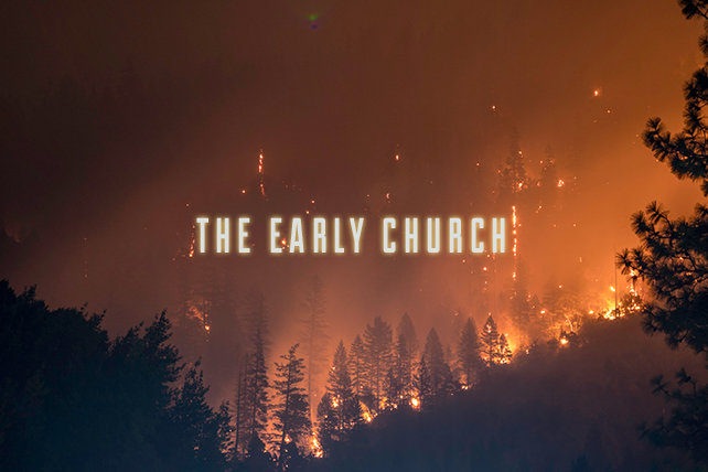 4 Things That Caused the Early Church to Spread Like Wildfire
