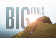 5 Big Goals for Each New Year of Ministry