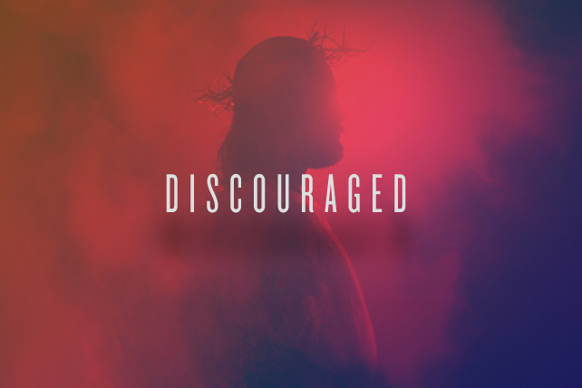 Was Jesus Ever Discouraged in His Ministry?