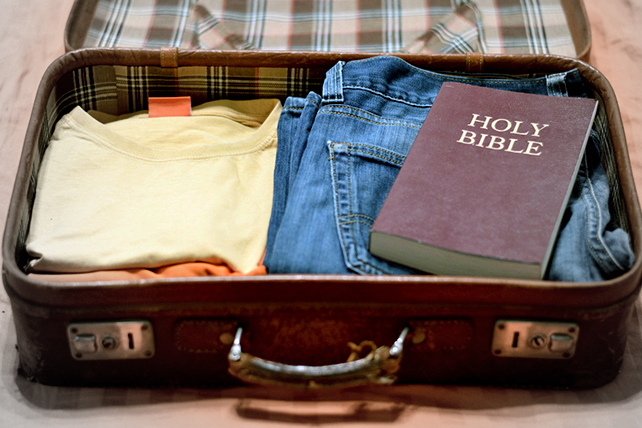 Why Missionaries Go to Dangerous Places