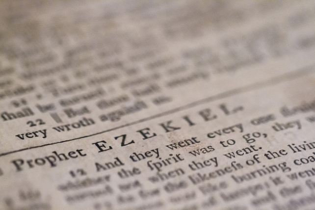 3 Reasons You Should Preach through Ezekiel