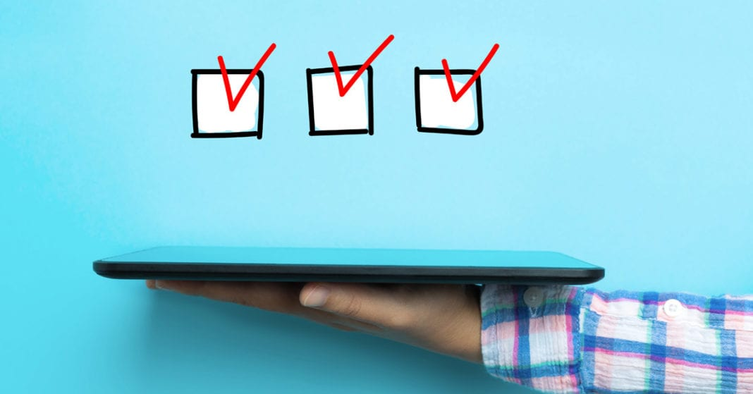 2019 Checklist: Online Ministry Strategy