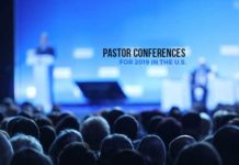 Top 34 Pastor Conferences for 2019 in the U.S.