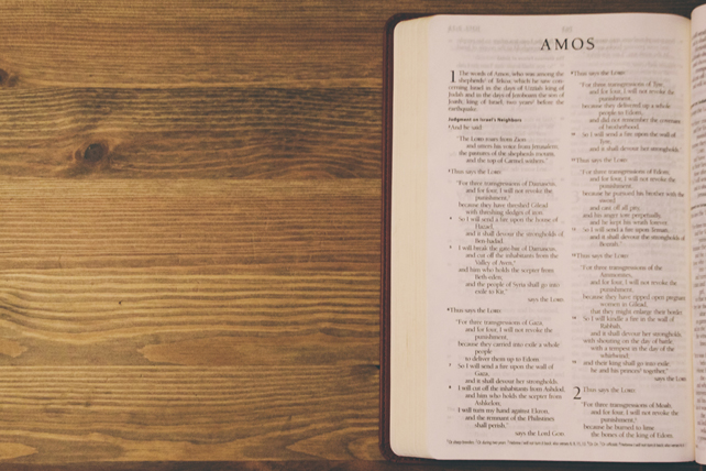 6 Reasons You Should Preach Through Amos