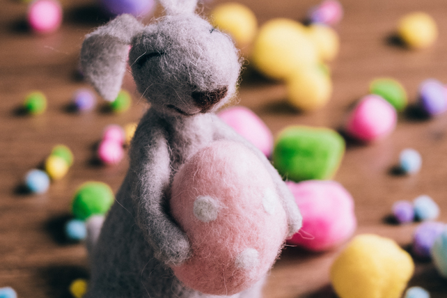 It's Not About the Easter Bunny
