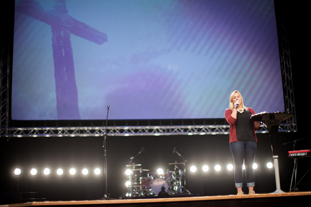 What She Said at the Start of Worship Service Changed Everything